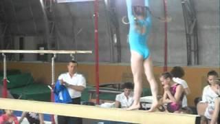 Спортивная гимнастика (девочки)