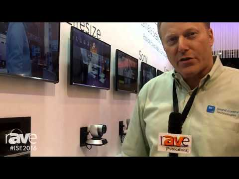 ISE 2016: Sound Control Technologies Features RemoteCam5 Digital Cameras and Mounts