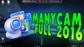 Como Descargar ManyCam Full + Crack 2017