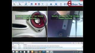 كاميرات المراقبة : شرح برنامج للكمبيوتر لعمل كاميرات المراقبة بالويب كام