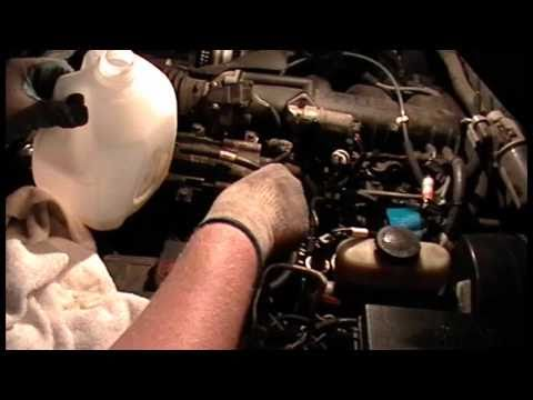 Adding Power Steering Stop Leak Fluid