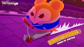 Hamsterdam | Red Light | Episode 2 | ZigZag Kids HD
