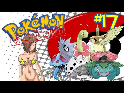 Pokemon Uncensored: 17 - Naked May!!! ...Maybe?