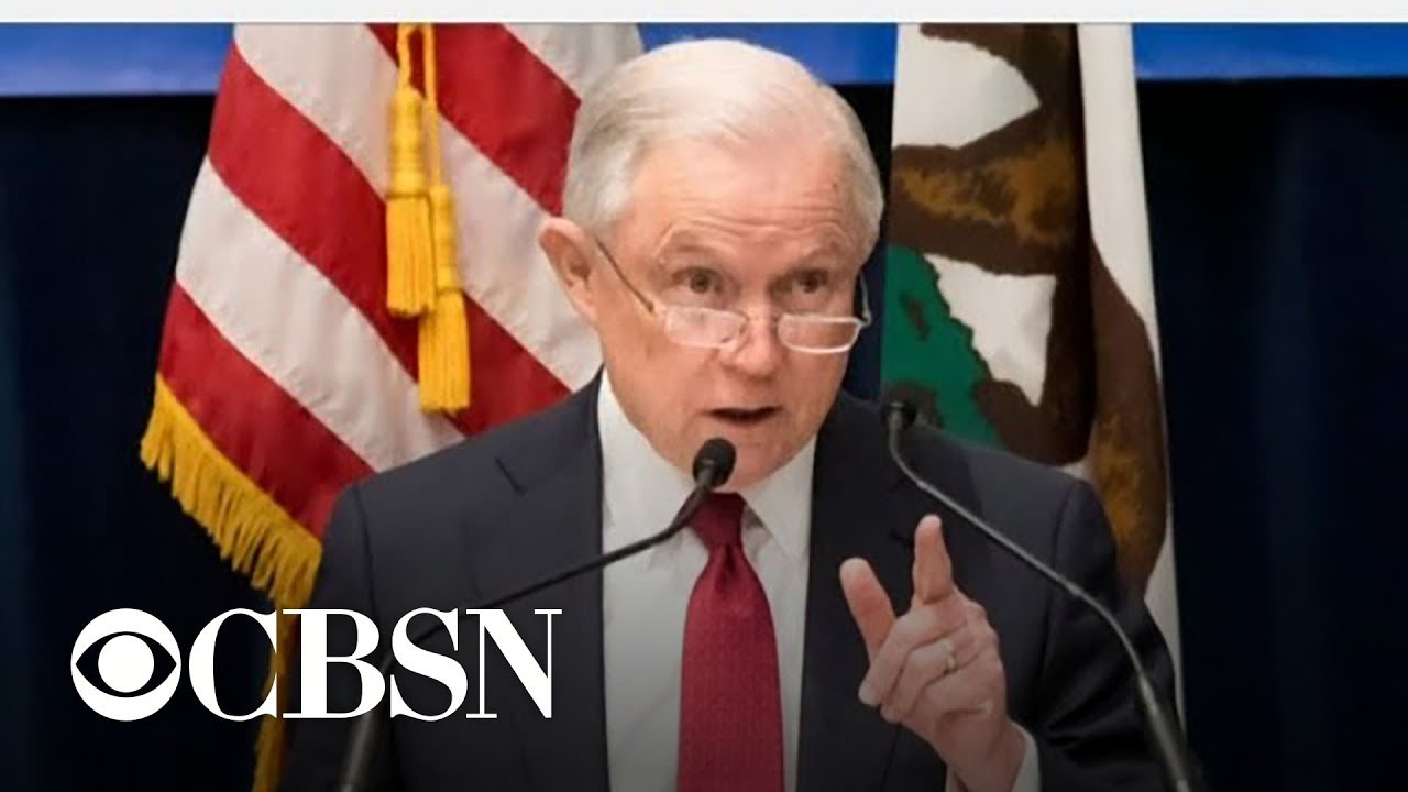 Trump forces out Attorney General Jeff Sessions day after midterms