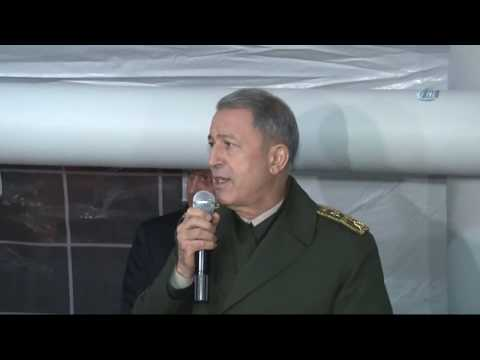 Genelkurmay Başkanı Orgeneral Akar'dan, Şehit Evine Taziye Ziyareti