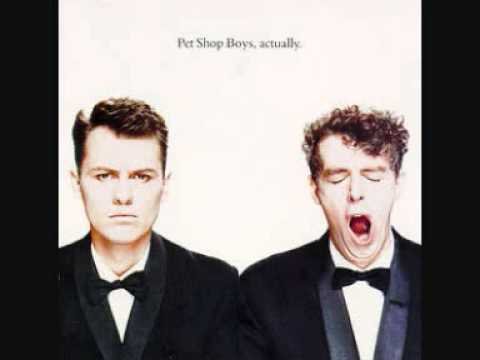 As-level Music tech coursework, Shopping by Pet Shop Boys