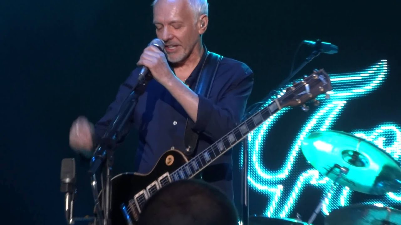 Did peter frampton swallows sperm
