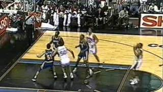 Clarence Weatherspoon (34pts) vs. Warriors (1997)