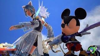 Kingdom Hearts 0.2 bbs - Final boss on Critical