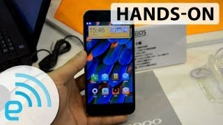 Zopo C2 Aliyun OS phone hands-on | Engadget