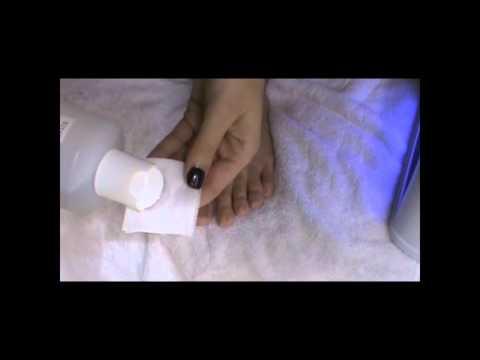 Pedicure Hybrydowy Step By Step