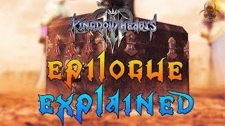 Kingdom Hearts 3 Epilogue EXPLAINED! (The Future of Kingdom Hearts)