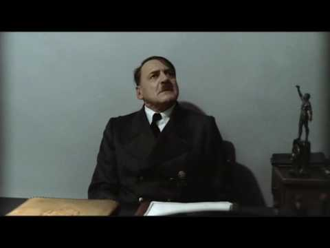 Hitler is informed he is Fegelein