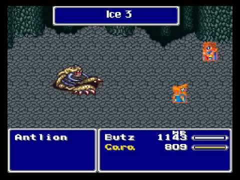 Antlion final fantasy