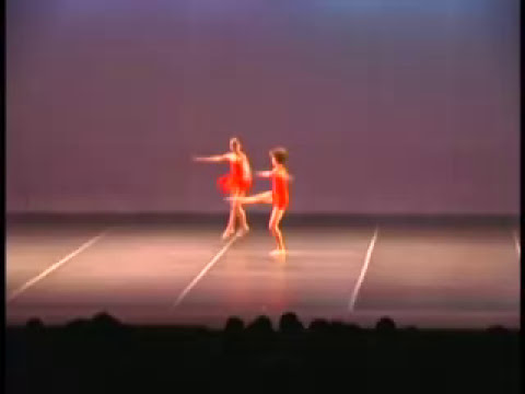 Paulina Guraieb Abella y Kiril Kulish Hope Award & Grand Prix YAGP 2007