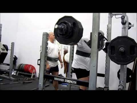 Heavy Squats and Light Accessory Deadlifts! Image 1
