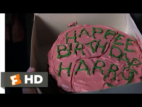 Harry Potter And The Sorcerer's Stone (1 5) Movie Clip - Harry's Birthday (2001) Hd video