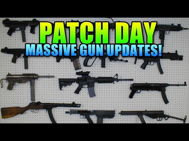 BF4 Fall Patch Gun Changes - What You Need To Know | Battlefield 4  Gameplay