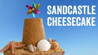 Sandcastle Cheesecake