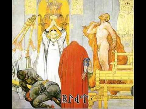 Blood Axis - The Hangman And The Papist