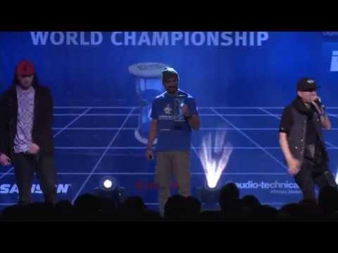 Ball-Zee vs krNfx - 1/4 Final - 4th Beatbox Battle World Championship