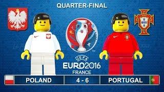download lagu Euro 2016 Quarter-final - Poland Vs Portugal 4-6 1-1 gratis