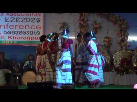 Santali Dance Kharagpur video