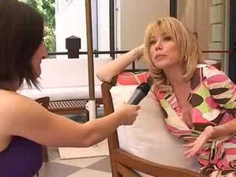 NANCY BRILLI intervista (inizio riprese film EX) – WWW.RBCASTING.COM