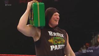 "Brock Lesnar And His BoomBox - Part 2 | AEW ""Brock"" Party! 