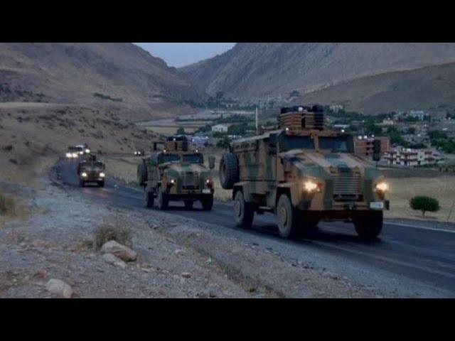 Trois soldats turcs tués, les représailles aux raids turcs contre le PKK se multiplient