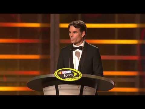 NASCAR | Sprint Cup Series Awards: Jeff Gordon (2013)