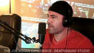 Joe Rogan responds to Rampage Jackson's comments