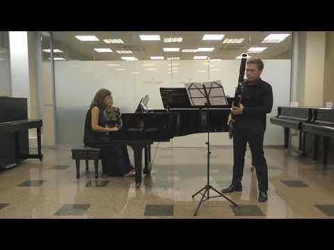 Хиндемит, Пауль - Соната для фагота и фортепиано