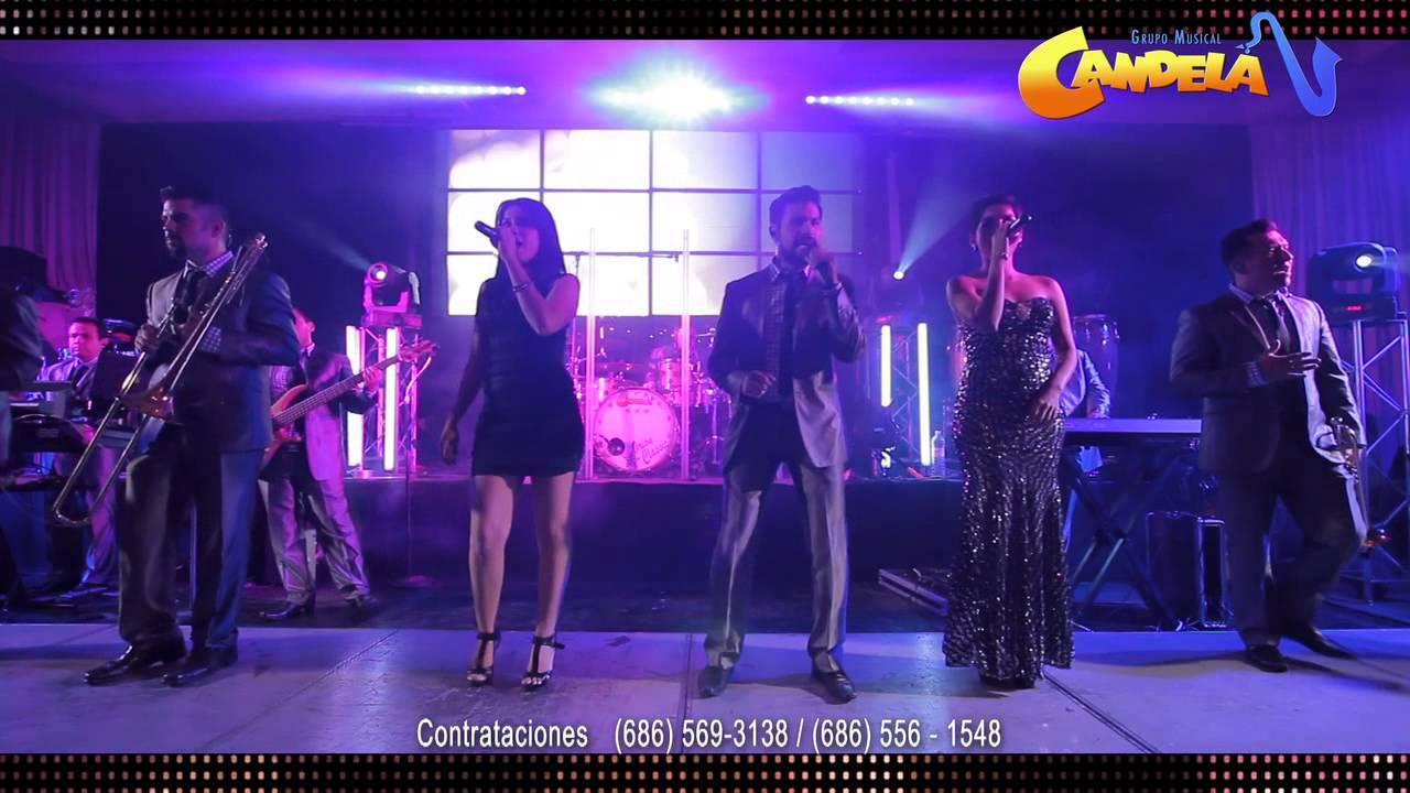 Grupo Candela Popurr 237 Emmanuel Youtube