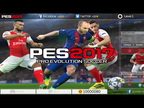 🎮 [300MB] Download pes lite 2017 dan cara installnya di android #1