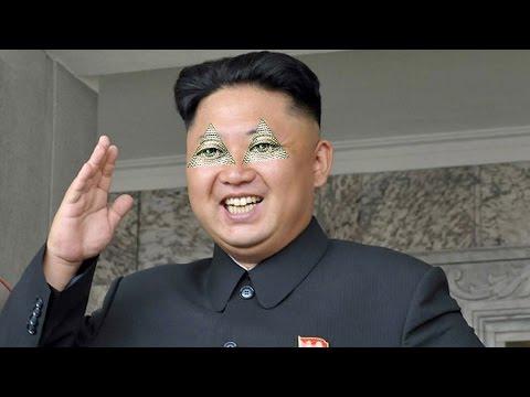 Kim Jong-Un is Illuminati