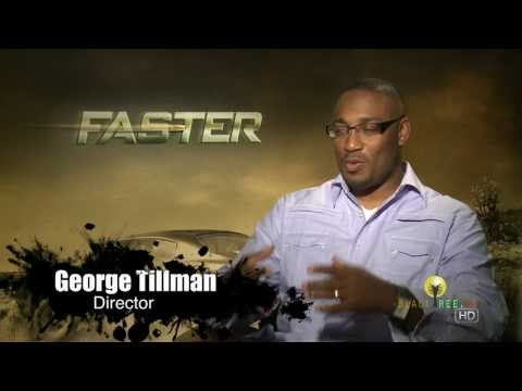 FASTER -  Interview W/ Director George Tillman [Part 1]