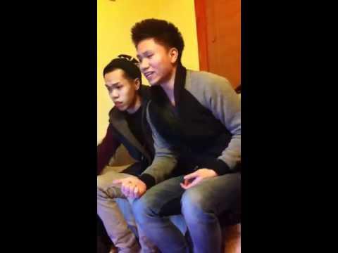 Karaoke-ing video
