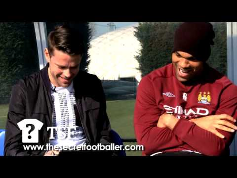 James Beattie talks to...Joleon Lescott (Part 1)