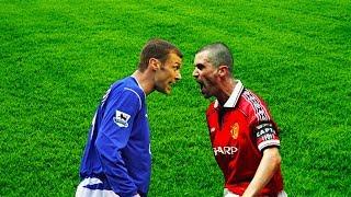 Roy Keane Vs Duncan Ferguson●Wild Moments