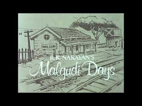 R. K Narayans Malgudi Days Swami and Friends-End Music (1987...