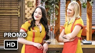 "2 Broke Girls 6x06 Promo ""And the Rom-Commie"" (HD)"