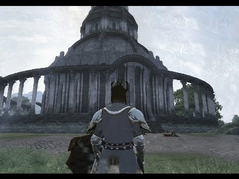TES IV Oblivion Knights of Nine Revelation - PART 12: The Tower of White Gold