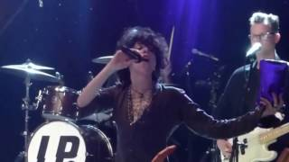 "LP live in Milano ""Lost on you"", Alcatraz 3 Aprile 2017"
