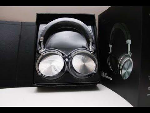 Unboxing & Review: Bluedio T4 (Turbine) ANC Wireless Bluetooth Headphones