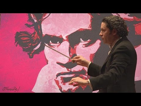 Dudamel's gift of Beethoven to brotherly Bogota - musica