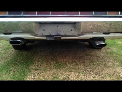 1973 Ford LTD P5 - 351 CLEVELAND ENGINE SOUND
