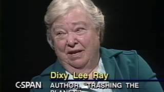 Trashing The Planet ~ Dixy Lee Ray
