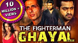The Fighterman Ghayal (Ashok) Telugu Hindi Dubbed Full Movie | Jr NTR, Prakash Raj, Sonu Sood