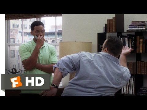 Hitch (6/8) Movie CLIP - Dance Lessons (2005) HD